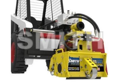 Smith Hydraulic Scarifier Attachment