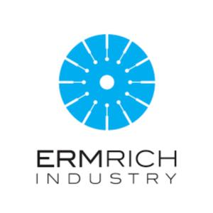 Ermrich Industry Logo Demolition Equipment
