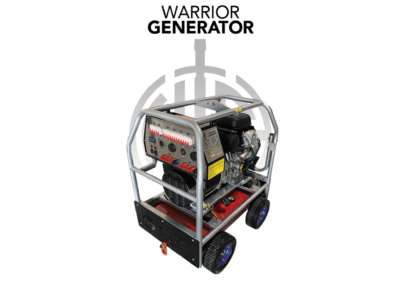 Compact 3 Phase 18kW Generator