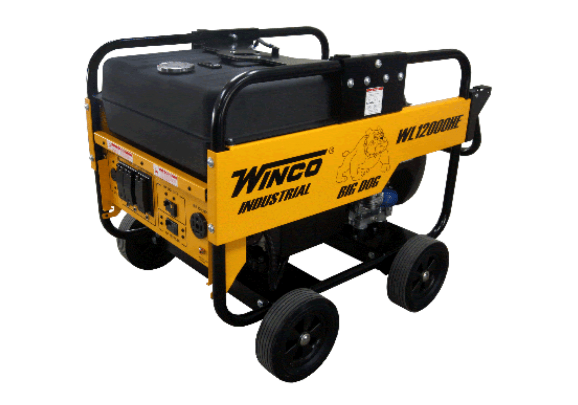 Generator - Can Supply Electric Grinders
