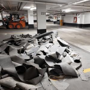 Demolition Equipment - Scrapers