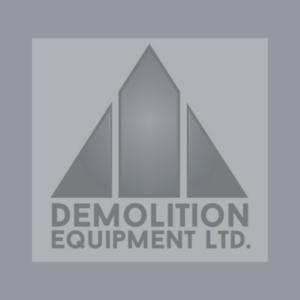 Demolition Equipment - Custom Equipment